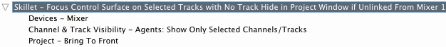 Focus Control Surface on Selected Tracks Unfortunately Hides Project Tracks Even When Unlinked From Mixer 1.jpg