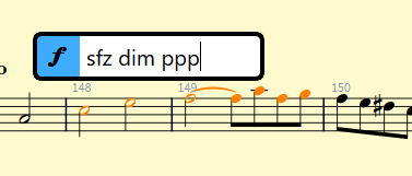 Select a passage and use the dynamics popover.png
