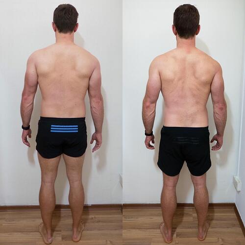 Week Twenty-Two Back Comparison