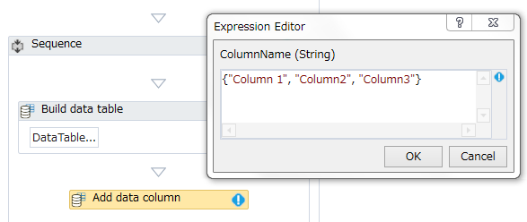 How to Add Multiple Data Columns To A Datatable At Once? - RPA Dev