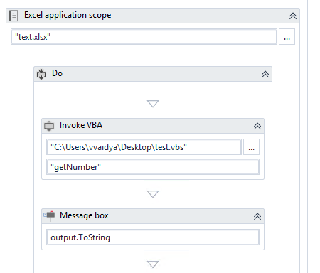 Call vbs in UIpath - RPA Dev Advanced - UiPath Community Forum
