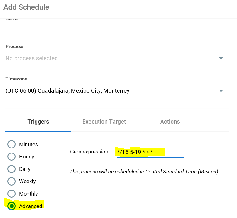 Orchestrator scheduling - RPA Dev Rookies - UiPath Community