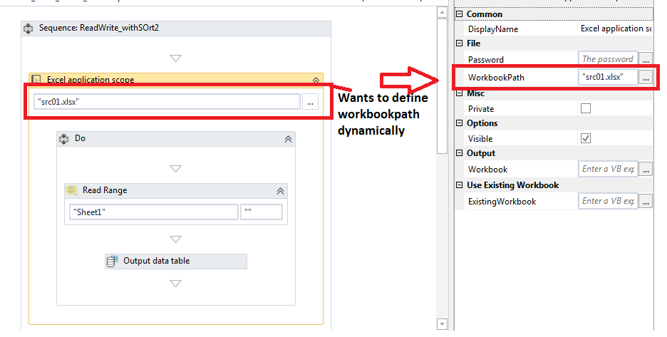 How to read Excel file dynamically? - RPA Dev Rookies
