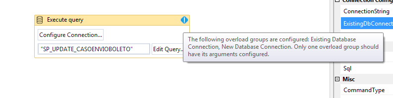 Uipath executenonquery parameters | Insert SQL with variable