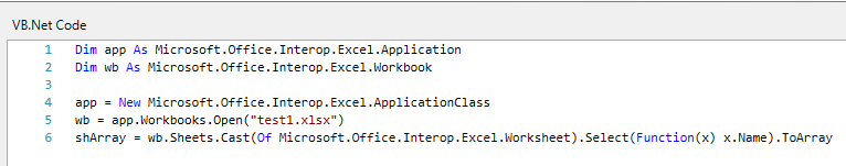 How to read sheet name of an excel file - RPA Dev Advanced