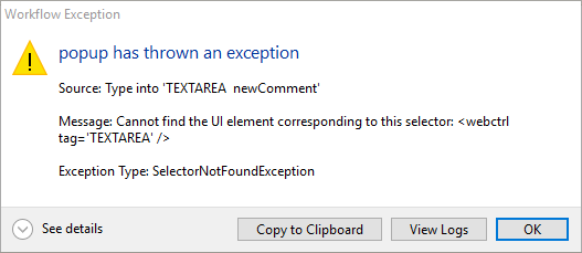 Level -3 Assignment 1 - Chrome - popup window not able to detect