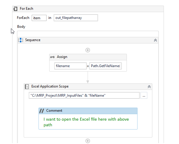 How To Open Excel Application In Uipath