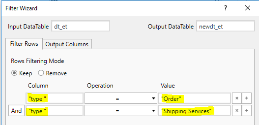 Unable to filter the data from the excel - RPA Dev Rookies