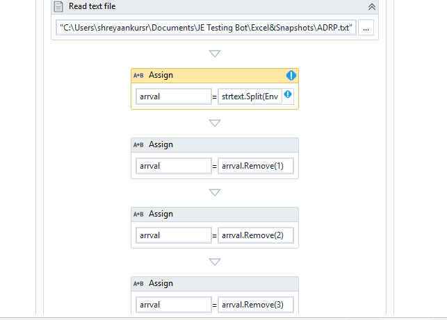 Remove lines in a text file - RPA Dev Rookies - UiPath Community Forum
