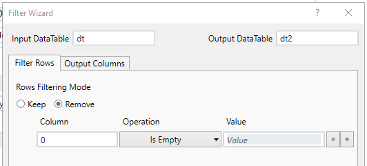 How to count rows in DataTable? - RPA Dev Advanced - UiPath
