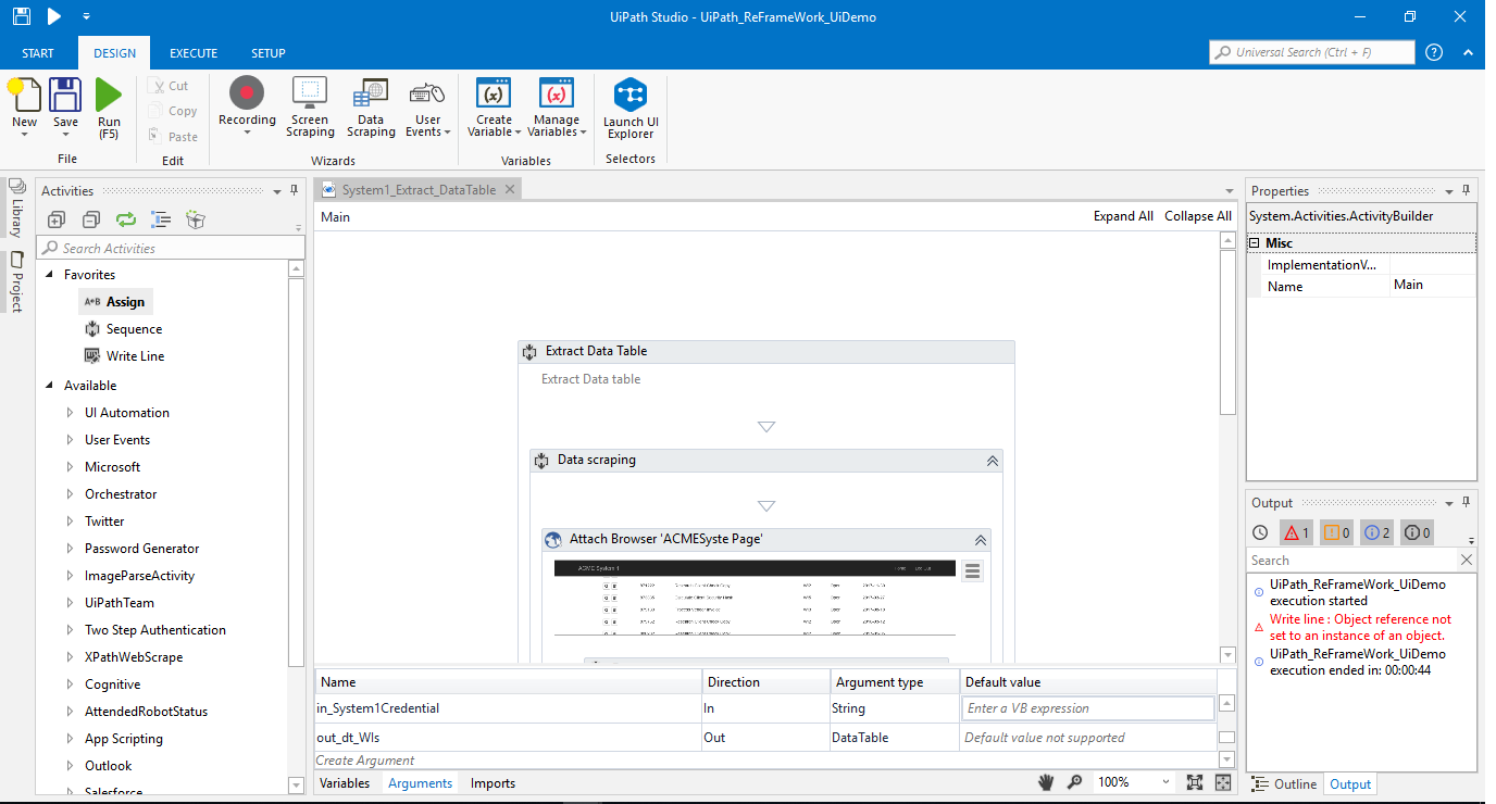System1 Extract Data Table - Academy - UiPath Community Forum