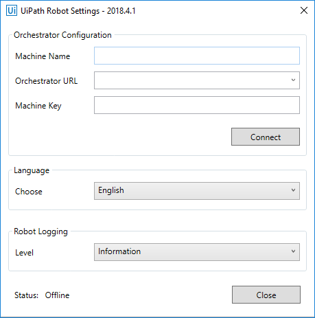 Scheduling UiPath tasks while using the Community version