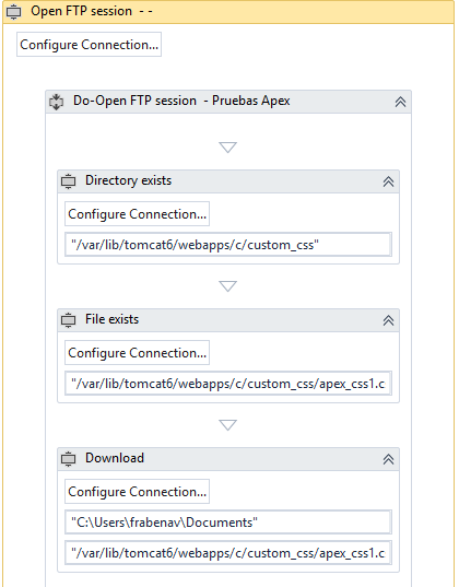 I can not download files from FTP - RPA Dev Rookies - UiPath