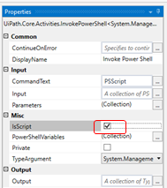 How to Integrate PowerShell with UiPath- Step by Step guide