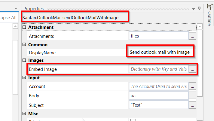 How to embed images in email body? - RPA Dev Rookies - UiPath
