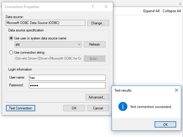 Facing trouble to connect to Oracle database from UiPath