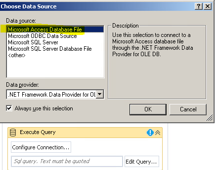 Sql query to delete the excel sheet data - RPA Dev Rookies