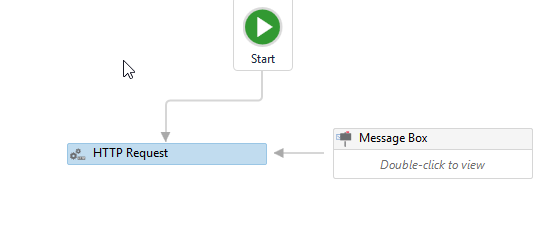 FlowChart Arrow not adding on Left and Right Side of the