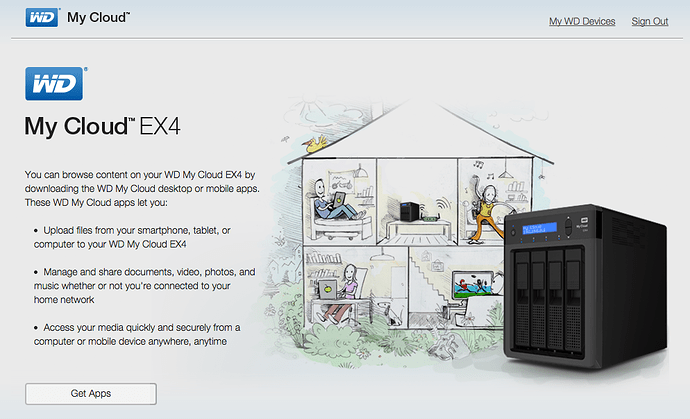 The Problems With MyCloud EX4 - My Cloud EX4 - WD Community
