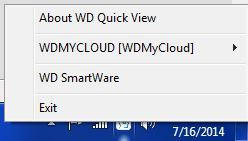 WD Quick View not working - WD Software - WD Community