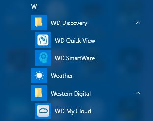 How to create WD my cloud short cut on desktop window - My