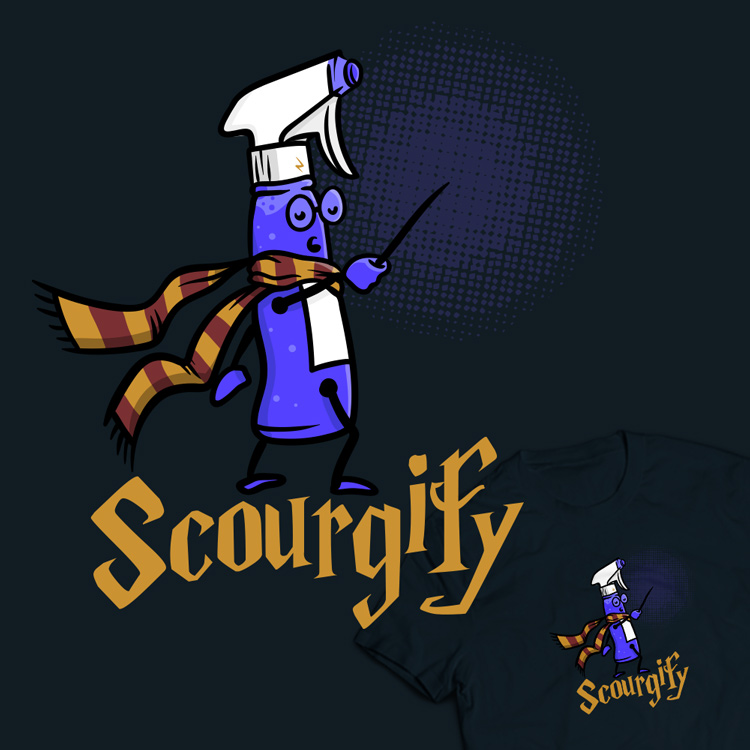 Scourgify