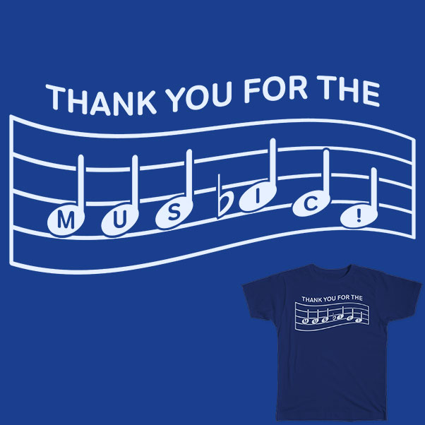 Thank You For Music
