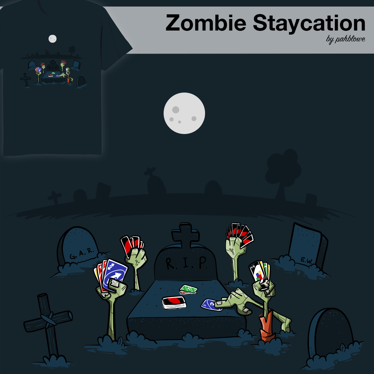 Zombie Staycation