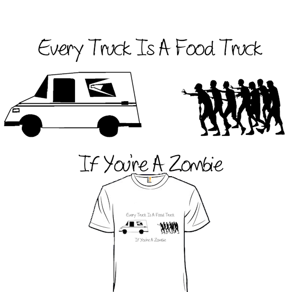 If You're A Zombie