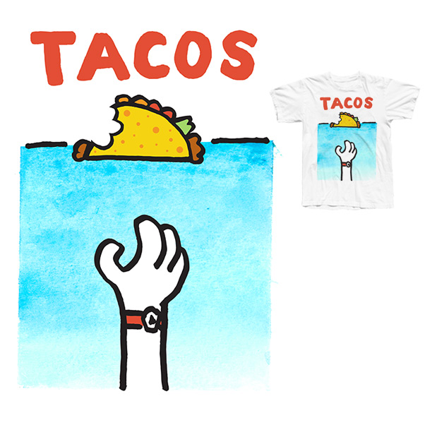 Jaw Full of Tacos
